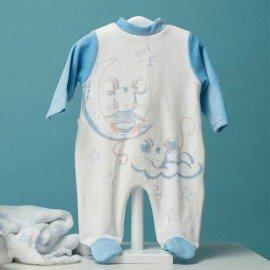 Pijama bebé Ratones