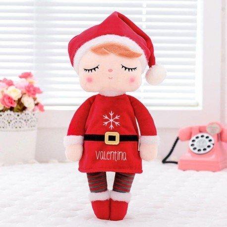 Muñeca Metoo Angela Navidad