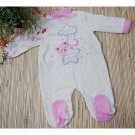Pijama bebé niña Good