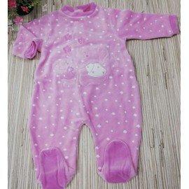Pijama bebé niña Mama elefante