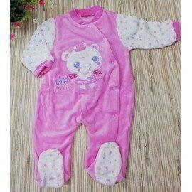 Pijama bebé niña Princesa