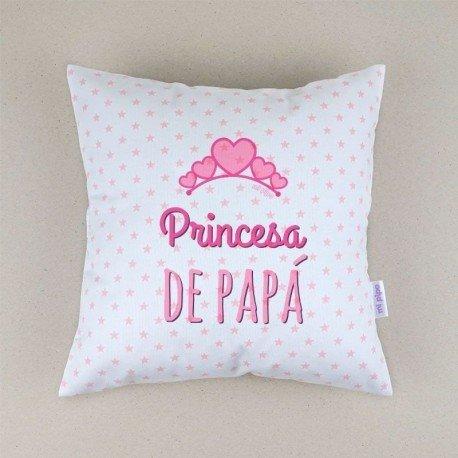 Cojín bebé Princesa de Papá