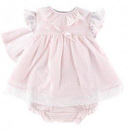 Jesusito bebé niña rosa Sofia