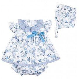 Jesusito bebé azul Medusas