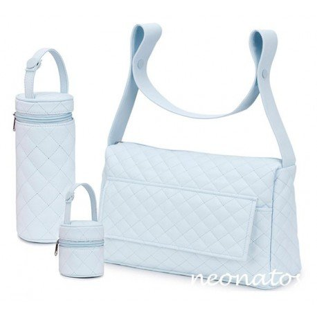 Conjunto bolso maternidad Lux