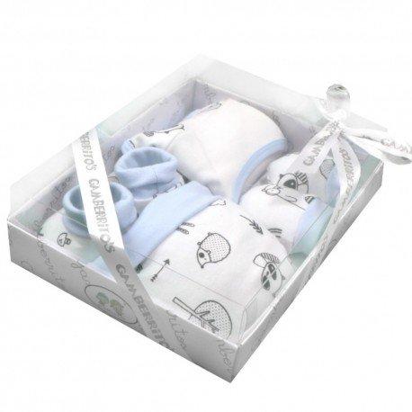 Pack recién nacido Hospital