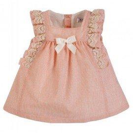 Vestido bebé niña Clara