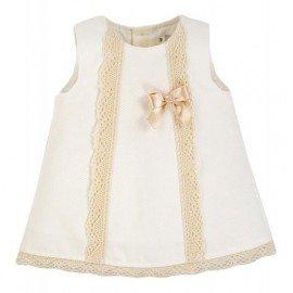 Vestido bebé niña Jimena