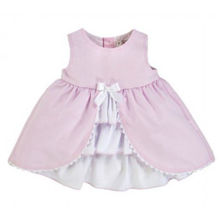 Vestido bebé niña Cenicienta