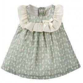Vestido bebé niña Eva