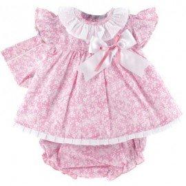 Jesusito bebé niña rosas Aroa