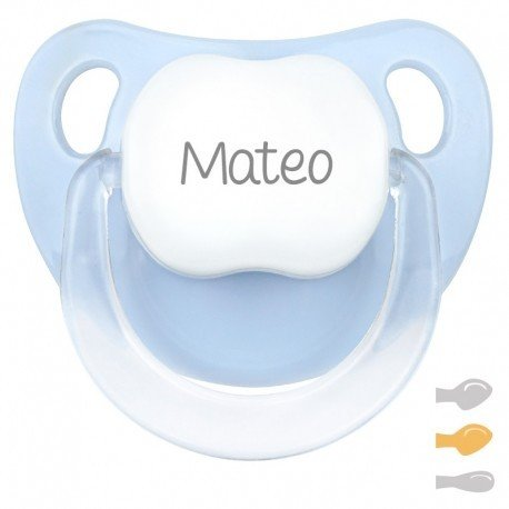 Pack chupetes bebé personalizados Nombre