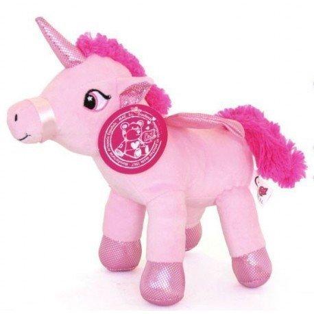 Peluche bebe unicornio
