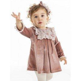 Vestido bebé niña Carmen