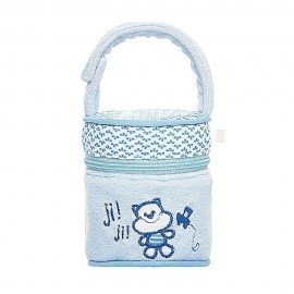 Porta-chupete bebé