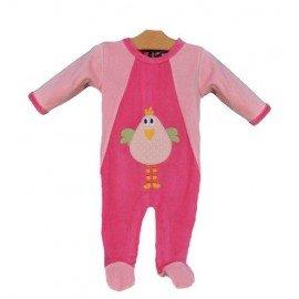 Pijama invierno pollito