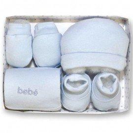 Pack 4 piezas recien nacido