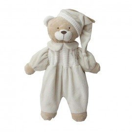 Porta pijama oso peluche