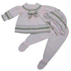 7531e7cdaa3 Selección de ropa de bebé recien nacido para invierno.