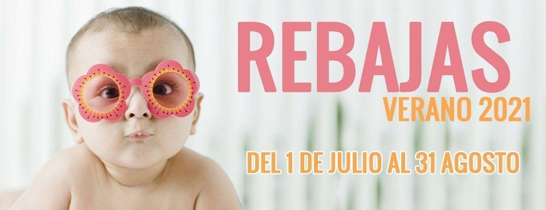 rebajas verano 2021 tienda neonatos