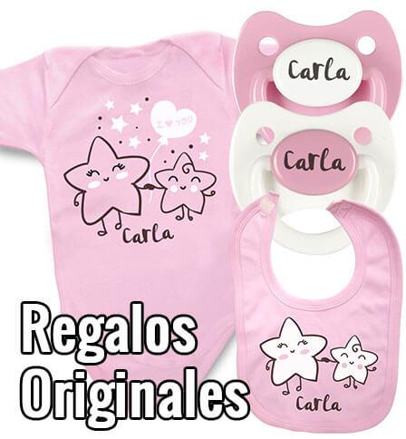 regalos originales bebe recien nacido