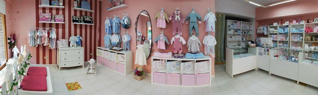 tienda neonatos ropa bebe