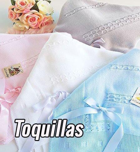 Comprar Toquillas para bebé para recién nacido de excelente calidad al mejor precio