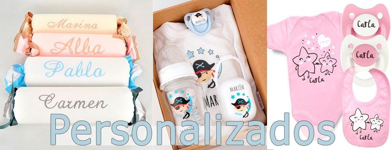 Personalizados para bebé y niños