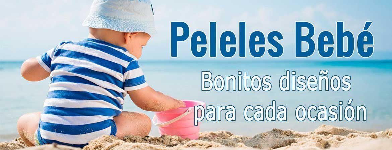 Peleles y ranitas primavera-verano para bebé niño en Neonatos